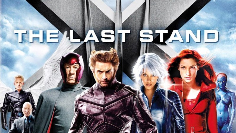 All X-men movies