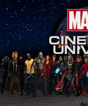 "Marvel Cinematic Universe. The history of  the highest-grossing movie franchises of all time. Phase 1. The birth and the first ""Avengers""."