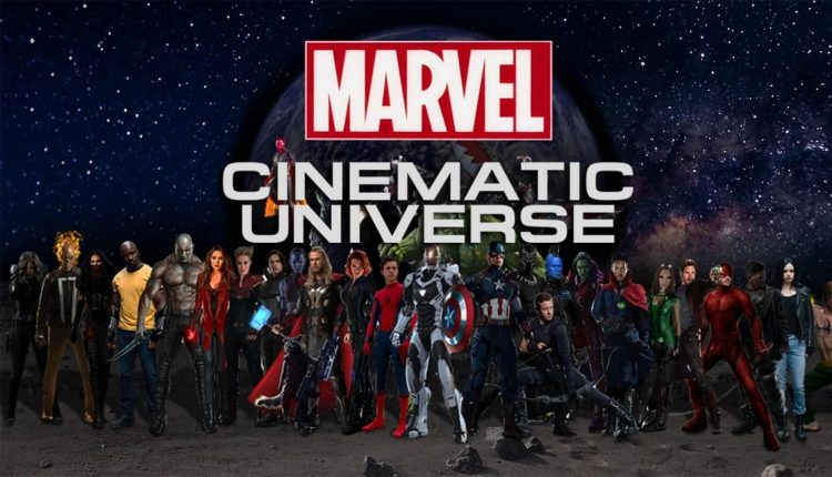 """Marvel Cinematic Universe. The history of  the highest-grossing movie franchises of all time. Phase 1. The birth and the first """"Avengers""""."""