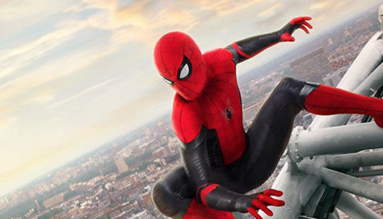 Tom Holland's First Spider-Man 3 Set Photo Is Typical 2020