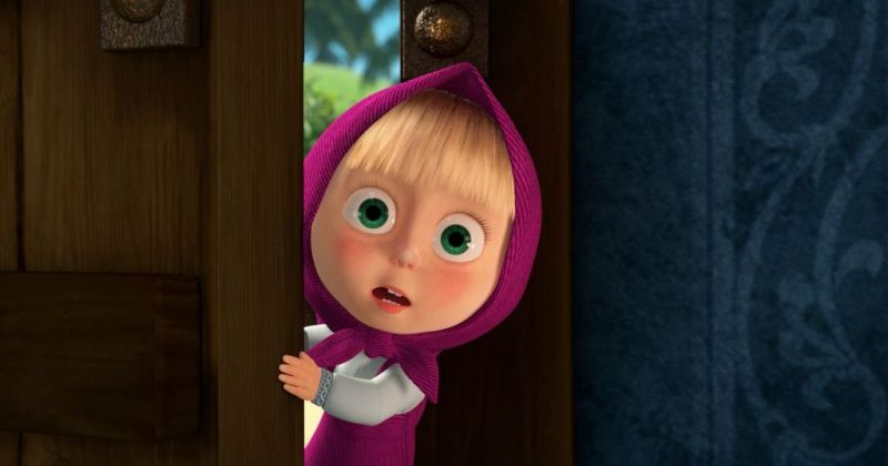 """The animated series """"Masha and the Bear"""" appeared in the Amazon Prime catalog"""