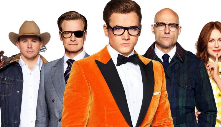 7 More 'Kingsman' Movies Are Being Planned
