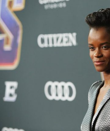 Black Panther star defends herself against anti-vax video backlash