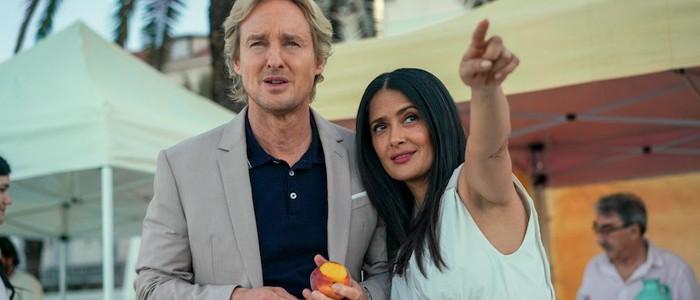 'Bliss' Trailer: Owen Wilson and Salma Hayek Star in a Mind-Bending Sci-Fi Romance