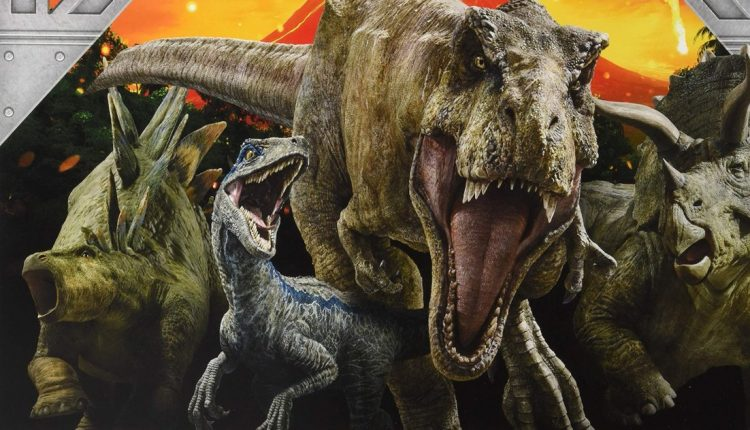 'Jurassic World 3' Will Bring Entire 'Jurassic Park' Franchise to a Close