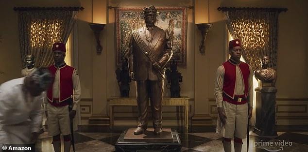 Trailer : Coming 2 America starring Eddie Murphy!