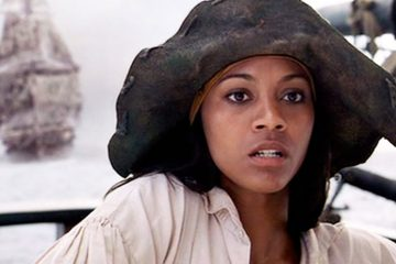 Netflix Lands 'The Bluff', With Zoe Saldana Battling Pirates in 1800s Caribbean